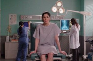 still of Sarah Silverman from the video