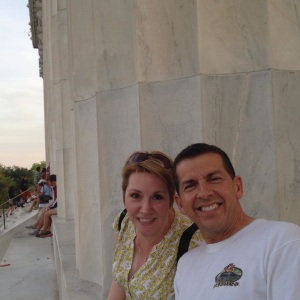 My parents liked DC and it was great exploring it with them at the end of May