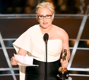 Patricia Arquette kicking ass at the 2015 Oscar Awards